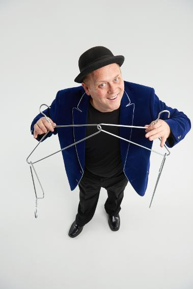 Comedy Magician In St. Louis